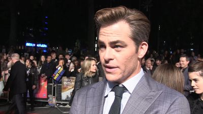 Chris Pine explains the reasons on why he took his role in 'Outlaw King'