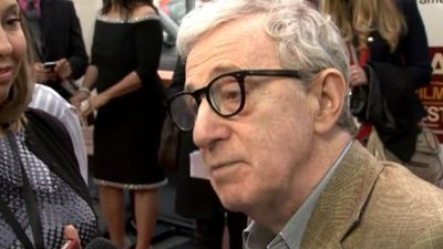 Woody Allen 'will continue to write films no matter what'