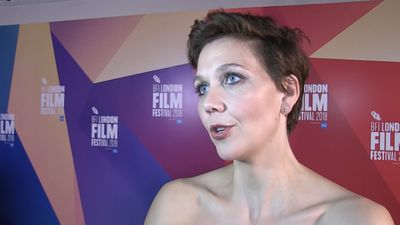 Maggie Gyllenhaal on working with 5-year-old actor Parker Sevak