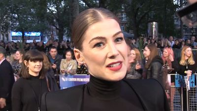 Rosamund Pike reveals the biggest challenge while filming 'A Private War'