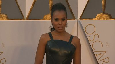 Kerry Washington felt 'unsafe' first time she was approached by a fan