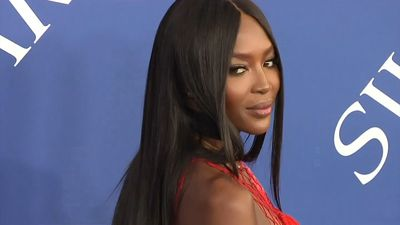 Naomi Campbell calls on young people to tackle diversity issues