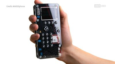 Build you own mobile phone at home