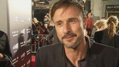 David Arquette retiring from wrestling death matches