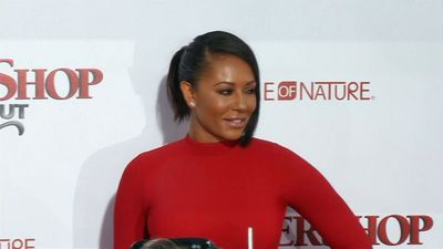 Mel B open to relationship with man or woman