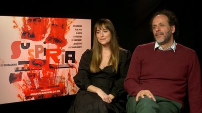Dakota Johnson suffered emotional breakdown days before filming 'Suspiria'