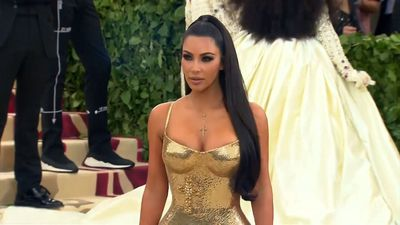 Kim Kardashian 'cried hysterically' over Kanye West's slavery comments