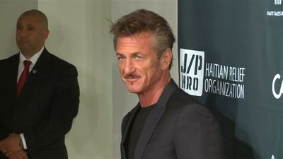 Sean Penn shooting documentary about murdered Saudi journalist