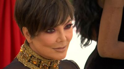 Kim Kardashian credits Kris Jenner for 'stopping her from turning into a cruzy a drug addict'