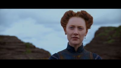 'Mary Queen of Scots' premieres in London