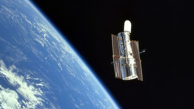 25 Years Since Hubble's 'Eyesight' Was Fixed: A Gallery Of Service Missions