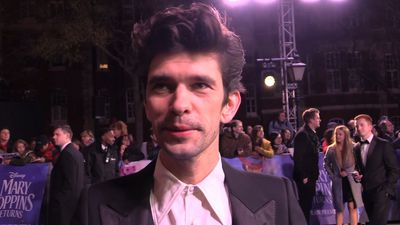 Ben Whishaw would have said 'no' to a 'Mary Poppins' remake