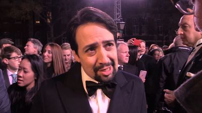 Lin-Manuel Miranda on working with Emily Blunt & Rob Marshall