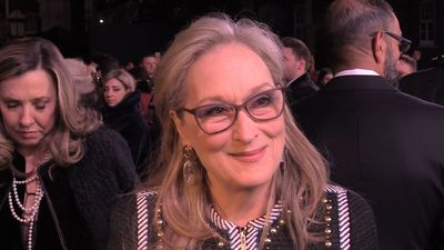 Meryl Streep on why is important to have movies like 'Mary Poppins Returns'