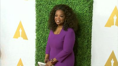 Oprah Winfrey flew to Wisconsin to spend final days with her mum