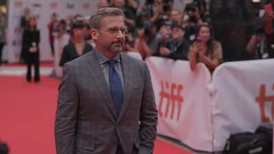 Steve Carell hit by car while riding his bike