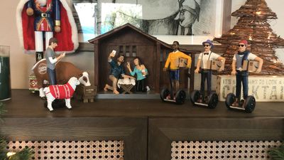 The Hipster Nativity Set!