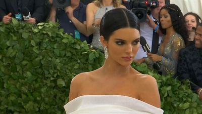 Kendall Jenner is the world's highest paid model for a second year
