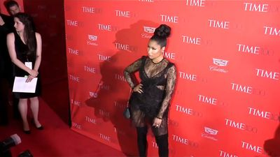 Nicki Minaj joins 'Angry Birds 2' voice cast