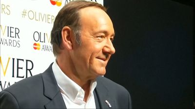 Kevin Spacey seen for first time since sexual assault accusations