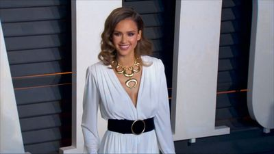 Jessica Alba recalls son's new year's eve arrival ahead of birthday
