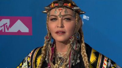 Madonna responds to butt implant speculation