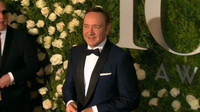 Kevin Spacey planning film comeback with European project