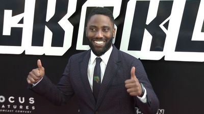 John David Washington thought 'BlacKkKlansman' role was a joke
