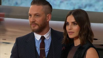 Tom Hardy reportedly names son after Forrest Gump