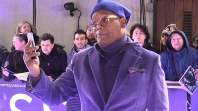 Samuel L. Jackson 'politely' badgered M. Night Shyamalan for 'Glass'