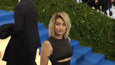 Paris Jackson is feeling better than ever