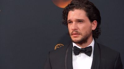 Kit Harrington and his 'Game of Thrones' Memento