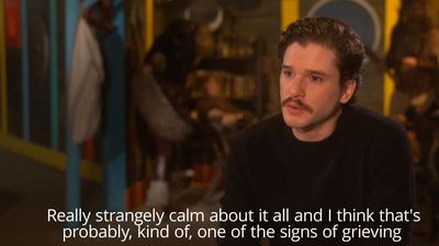 Kit Harington reveals his 'grief' at the end of Game Of Thrones