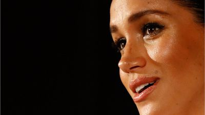 Celebrity Close Up: Meghan Markle