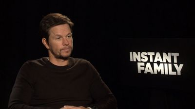 Mark Wahlberg on working with kids and animals