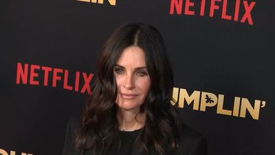 Courteney Cox isn't focused on getting married 'right now'