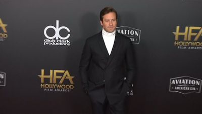 Armie Hammer plays down Batman reports