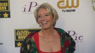 Emma Thompson exits 'Luck' following John Lasseter's hire