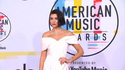 Dua Lipa gushes after meeting her 'idol' pink