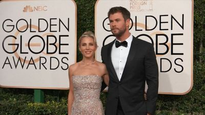 Chris Hemsworth and wife Elsa Pataky teamed up for fitness app playlist