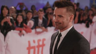 Colin Farrell's sons were desperate for him to return to work
