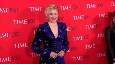 Greta Gerwig is a first-time mother