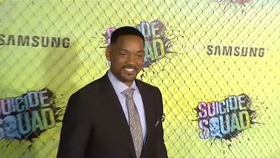 Will Smith spent just three weeks preparing for half marathon