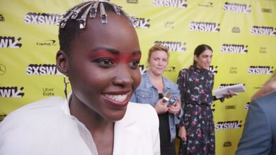 Lupita Nyong'o studied spasmodic dysphonia to come up with 'Us' voice