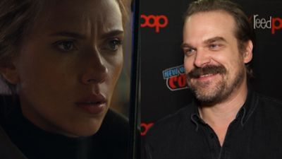 David Harbour joins Scarlett Johansson for 'Black Widow' movie