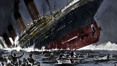 Conspiracy Theory: The Titanic Never Sank