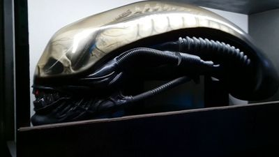 Sci-Fi Fan Builds Own Museum Dedicated To The Alien Films