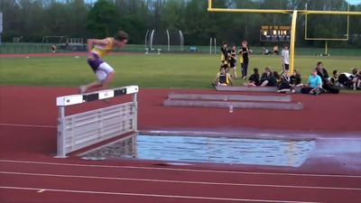 Hurdles race fail!