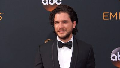 Kit Harington wore heels for 'Game of Thrones' costume