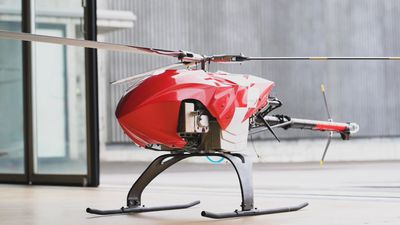 Air Rescue Drone Can Autonomously Search For Missing Persons